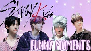Stray Kids Funny Moments #5