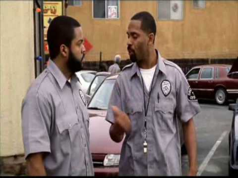 Friday After Next 1st chase scene poster