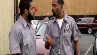 Friday After Next 1st chase scene
