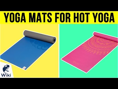 10 Best Yoga Mats For Hot Yoga 2019