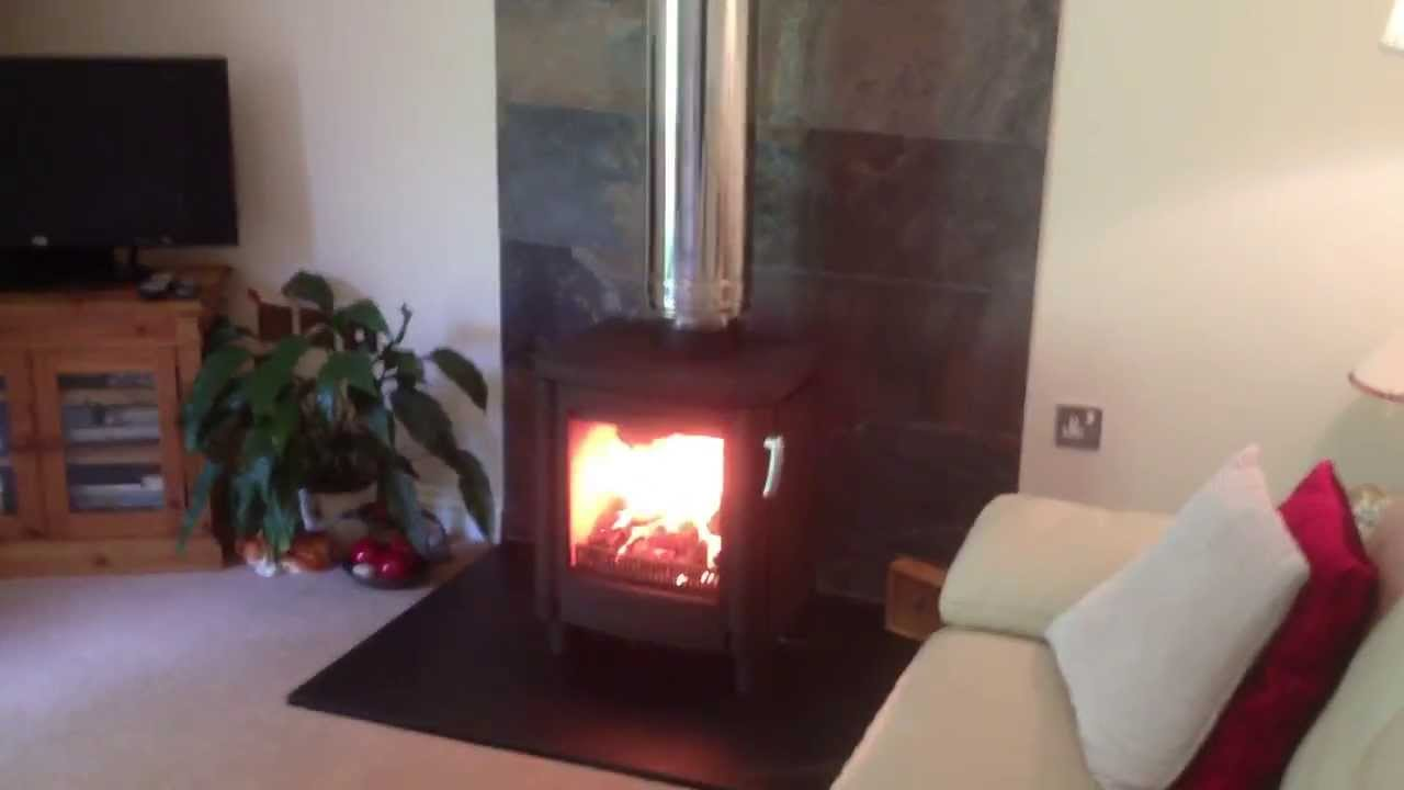 how to vent a wood stove through the fireplace the best stove 2017