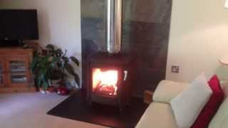 Freestanding Wood/log Stove No Chimney