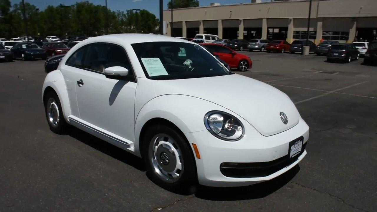 Larry Miller Volkswagen >> 2016 Volkswagen Beetle At Larry H Miller Volkswagen Lakewood