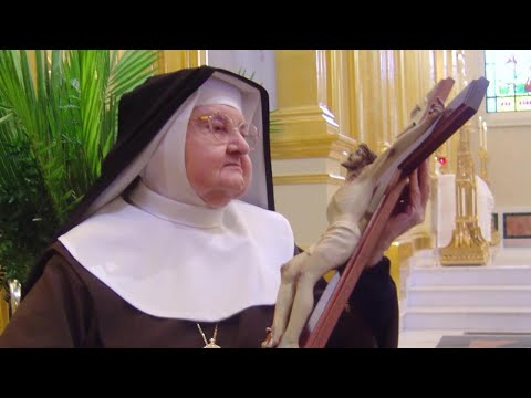 Stations of the Cross on the Anniversary of Mother Angelica's Passing Promo