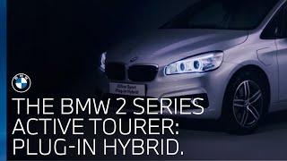 BMW 2 Series PHEV Active Tourer.