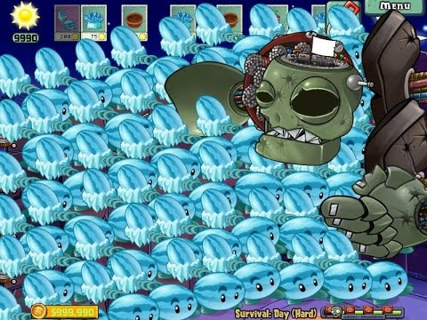 EPIC HACK PLANTS VS ZOMBIES 2 from YouTube · Duration:  10 minutes 45 seconds