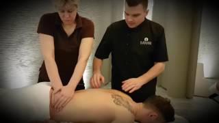 Баллийский массаж