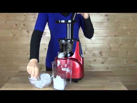 03 Kuvings whole slow juicer smoothie maker Doovi