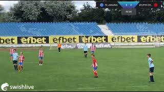UTMOST BLACK SEA CUP NESEBAR 2021(children 2010)\nFC JUNARUL VS ATLETIK CHERKASY
