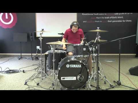 Drum Cover - Jesus Messiah (Chris Tomlin)