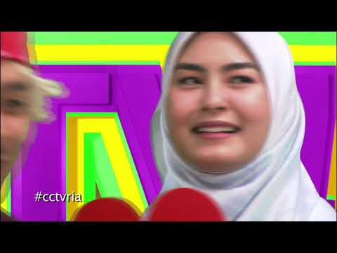 CCTV: Surat Cinta Radin Untuk Wany Hasrita