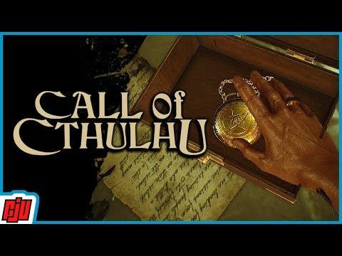 Call of Cthulhu Part 11   Horror Game   PC Gameplay Walkthrough   2018
