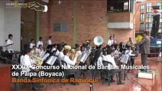 Banda Sinfónica de Ramiriquí