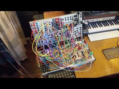 Difficult Modules - A Eurorack Modular Synthesizer Patch