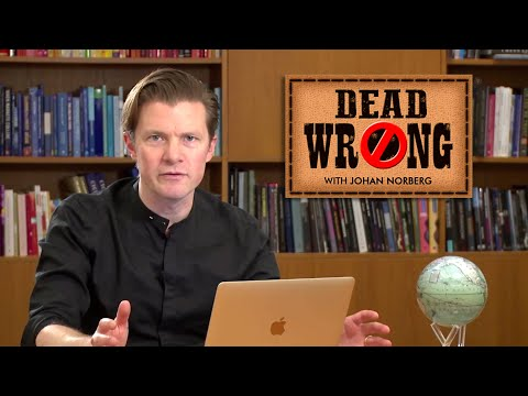 Dead Wrong® with Johan Norberg - Do We Import Terrorists?