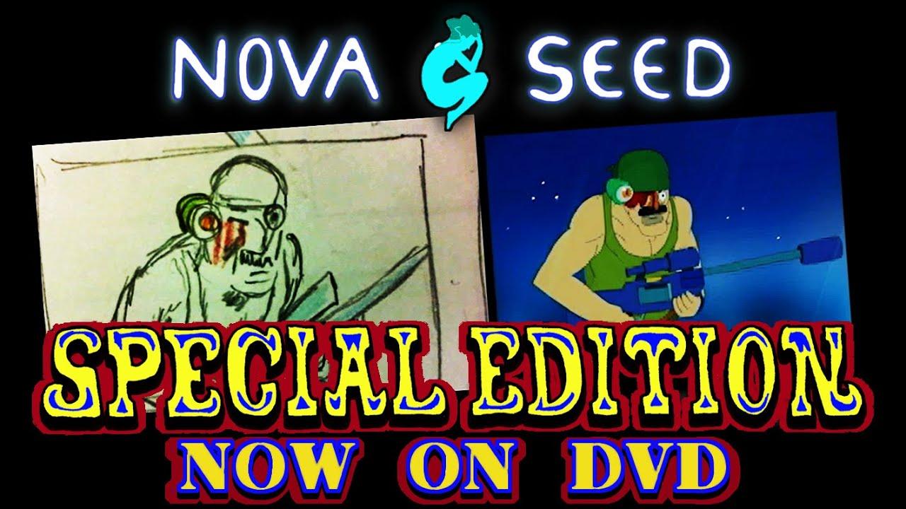 Download Nova Seed (Behind the Scenes) Clip01