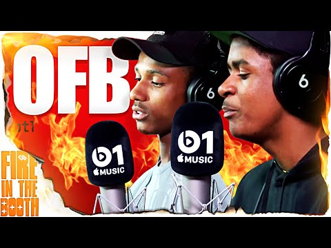 OFB (Double Lz X BandoKay) - Fire In The Booth