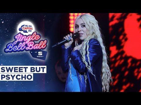 Ava Max - Sweet But Psycho (Live at Capital's Jingle Bell Ball 2019) | Capital