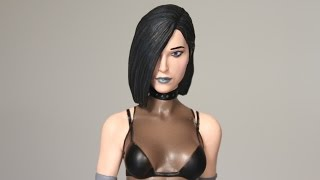 Hack/Slash CASSIE HACK Femme Fatales statue review