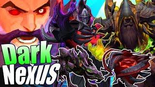Heroes of the Storm Comic, Skins, Mounts, Trailer HYPE! The Dark Nexus! The Lore Behind The Nexus
