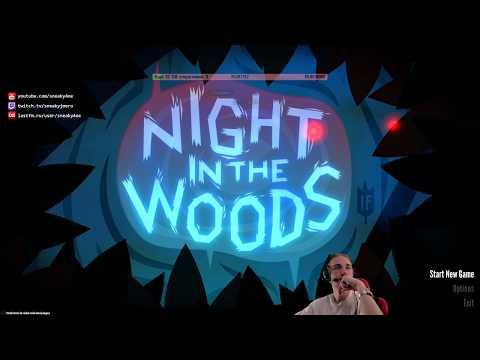 [🔴] Night In The Woods - фуррифест (стрим 1)