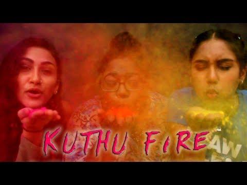KUTHU FIRE MALAYSIAN DANCE COVER | VIDYA VOX - Tricycle