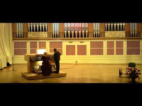 Пасхальный концерт органной музыки