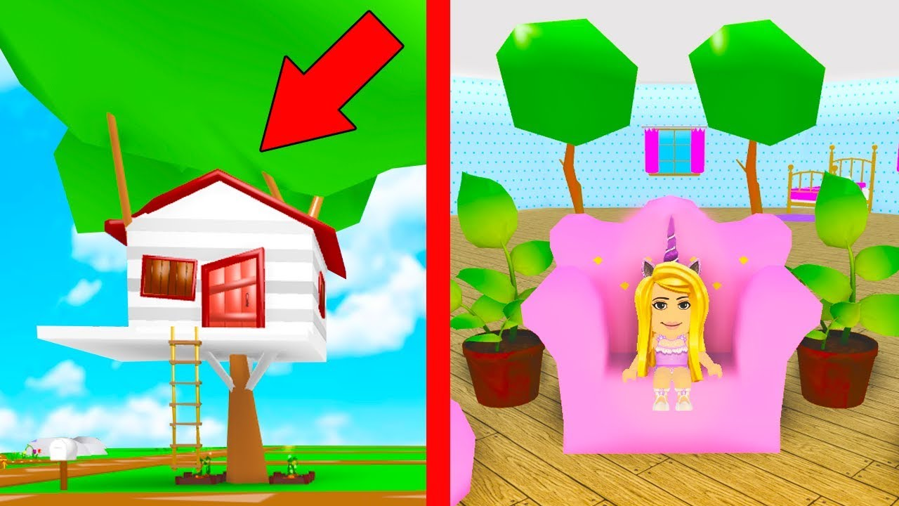 I Bought The New Tree House In Meep City Roblox - roblox meep city houses