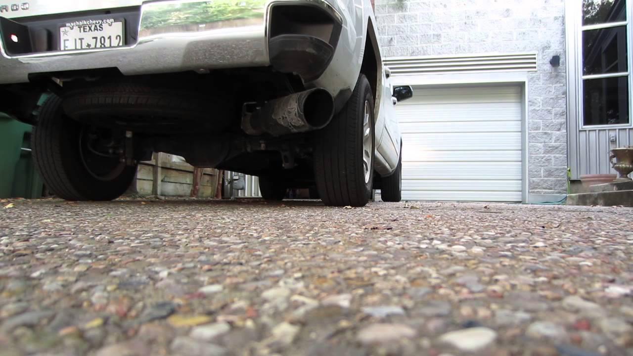 metal mulisha exhaust 2015 silverado 5