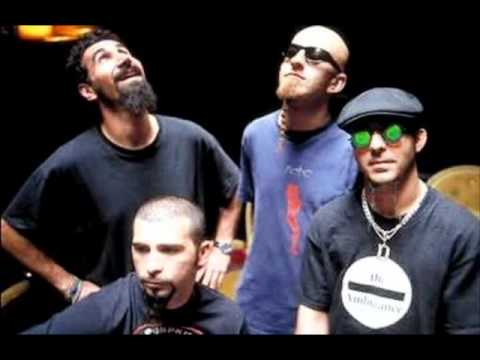 System of a Down on Loveline (2002-01-10)