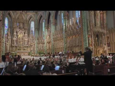 Haydn's Creation: Ottawa Sparrows at Notre Dame Cathedral