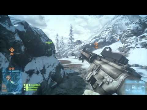 Armored Kill Rush auf Alborz Mountain | Erste Eindrücke, M16 Nerf, Heli nerf etc. | m4xfps