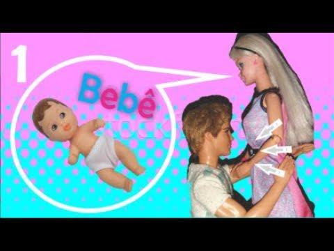 SERÁ??? Barbie Melissa vai ser Mamãe