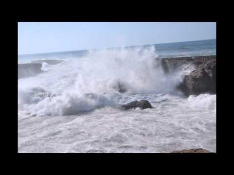 Big waves in Rabat