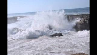 Big waves in Rabat