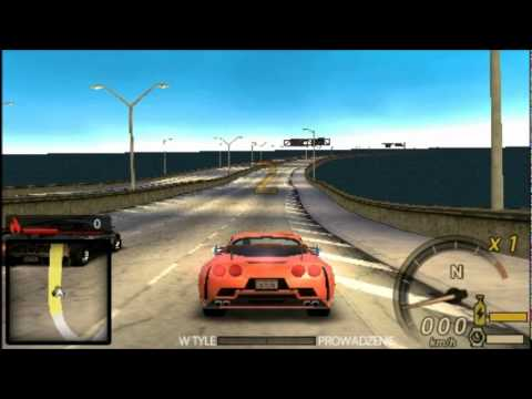 Need for speed Undercover PSP - YouTube