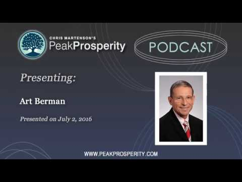 Peak Oil:  Art Berman: The Coming Moonshot In Oil Prices