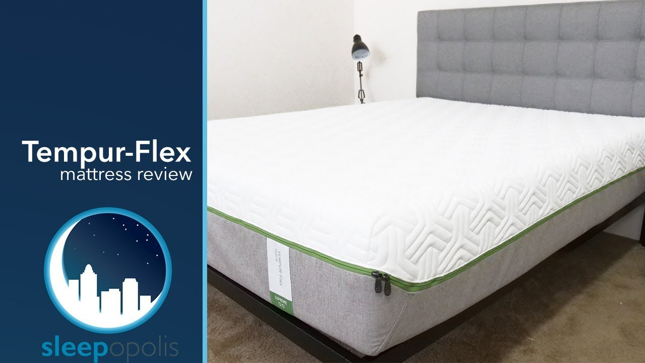 uk availability 83131 58d38 Tempurpedic Flex Supreme Mattress Review