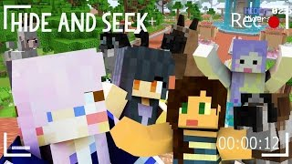 Minecraft Hide and Seek   Doggy Park!