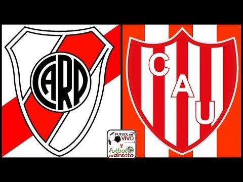 ⚽ RIVER PLATE VS UNION SANTA FE EN VIVO ⚽ SUPELIGA ARGENTINA | RESULTADO FINAL 1 - 2