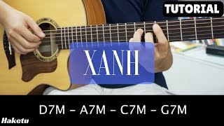 Xanh (Ngọt) Hướng dẫn Guitar đệm hát
