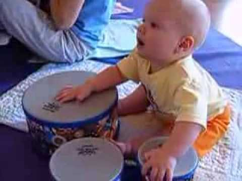 music together babies class