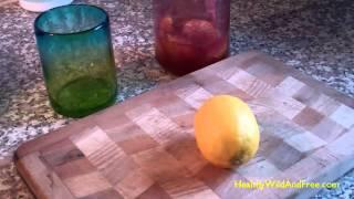 Lemon Peels Are Edible & Nutritious (Here