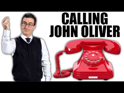 Calling John Oliver - Our Lady of Perpetual Exemption Church