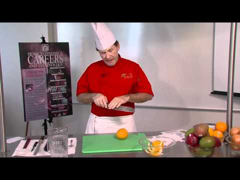 Culinary Arts Demonstration Part1