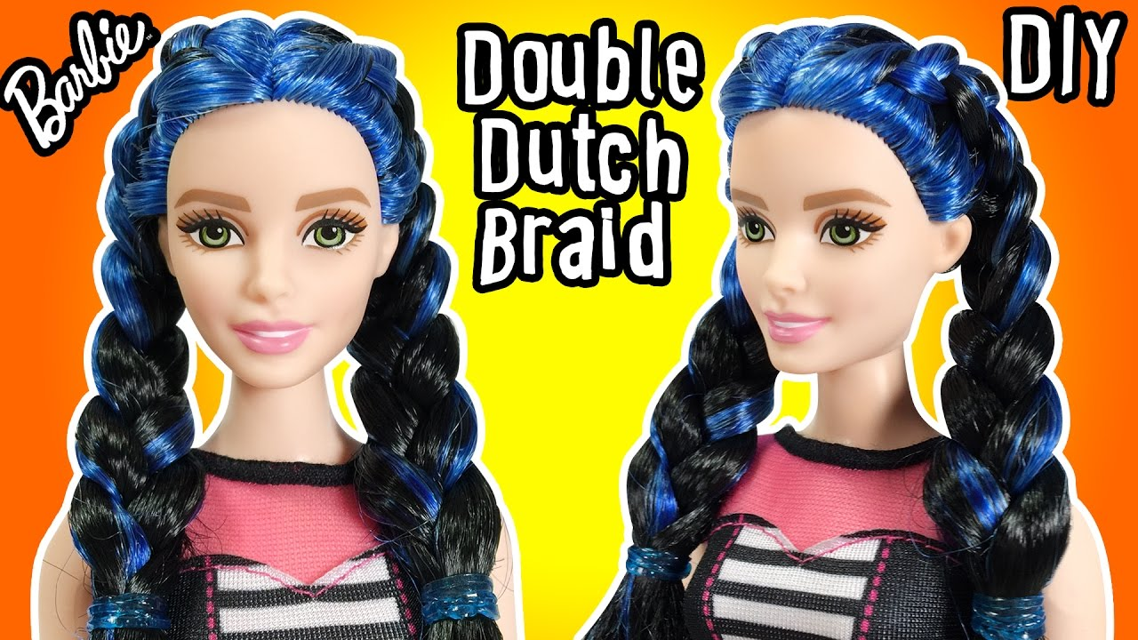 How To Dutch Braid Inverted French Braid Hairstyle With