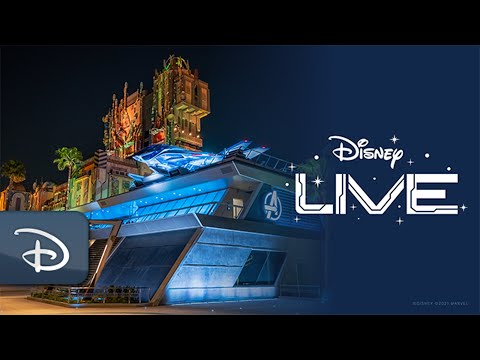 Avengers Campus Opening Ceremony | Disney California Adventure Park