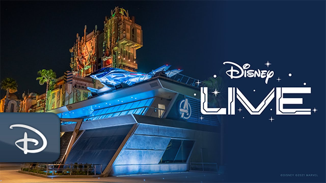 Watch Replay of Avengers Campus Opening Ceremony from Disney California Adventure Park
