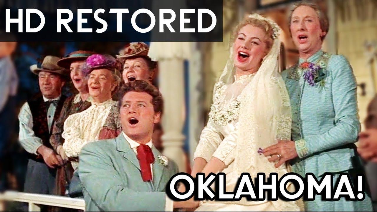 Oklahoma Oklahoma 1955 Youtube
