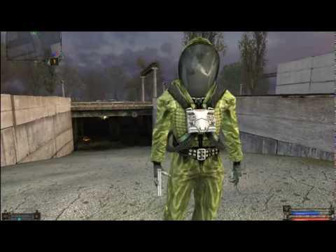 Сталкер. Тень Чернобыля (Найти фамильное ружье. Встретиться с Кругловым)